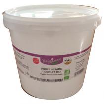 Perlamande - Purée de Sésame Complet 5kg