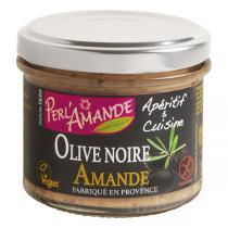 Perlamande - Tartinade Olive Amande 90gr