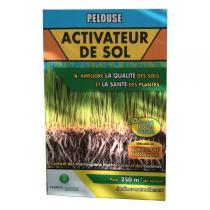 Planète Environnement - Activateur de sol naturel - Pelouse 500g