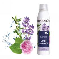 Pranarôm - Lotion Purifiante Peaux à Problèmes 100% Hydrolat 170mL
