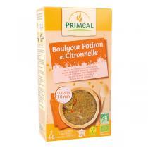 Priméal - Boulgour potiron et citronnelle 300g