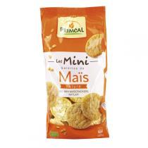 Priméal - Mini galettes de maïs 150g