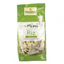 Priméal - Mini galettes de riz 120g
