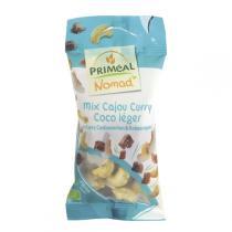Priméal - Mix cajou curry coco léger 40g