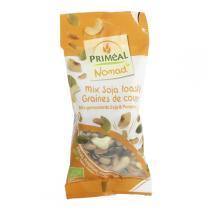 Priméal - Mix soja toasté graines de courge 40g