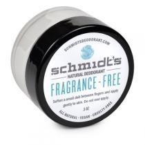 Schmidt's - Déodorant petit pot sans parfum 14g