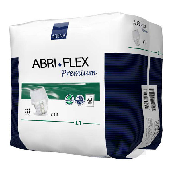 Abena - Culotte absorbante Adulte incontinence 1400 ml T2