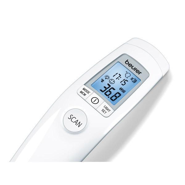 Beurer - Thermomètre sans contact FT 90