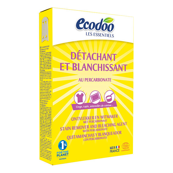 Ecodoo - Détachant et blanchissant au percarbonate 350g