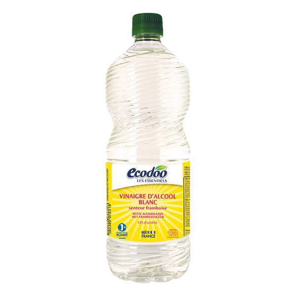 Ecodoo - Vinaigre 12% senteur framboise recharge 1L
