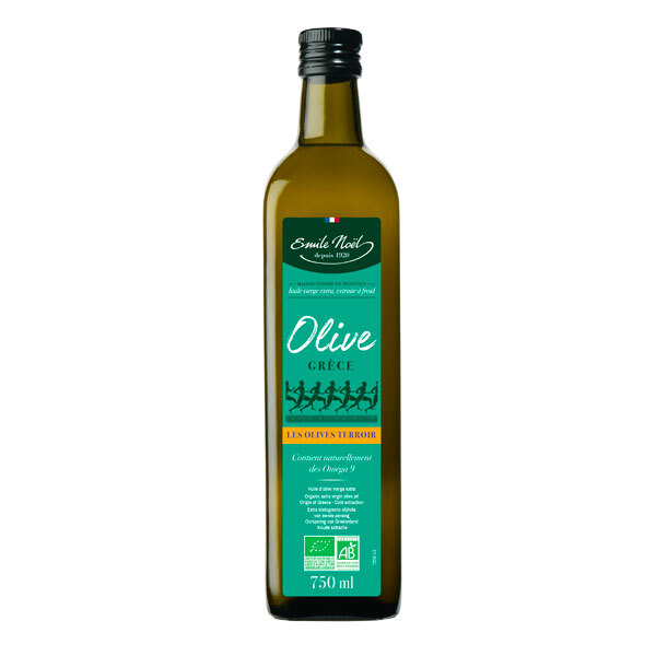 Emile Noel - Huile d'olive Psilolia vierge extra Grèce 75cl