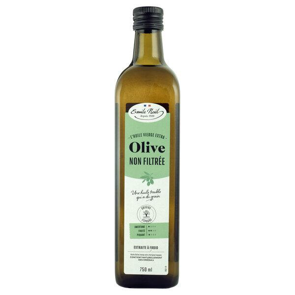 Emile Noel - Huile d'olive vierge extra non filtrée 75cl