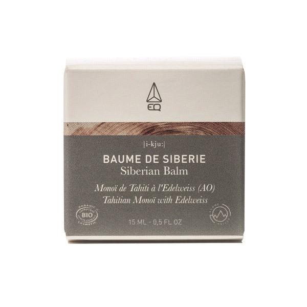 EQ - Baume de Sibérie décontractant 15 ml