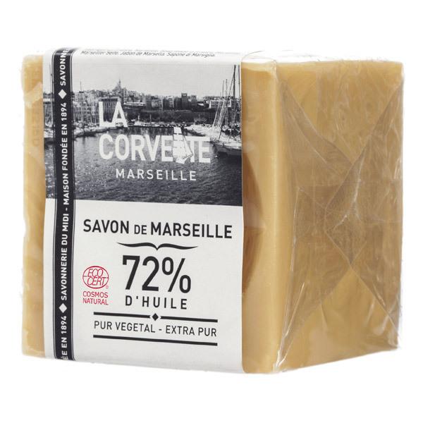 La Corvette - Savon de Marseille Extra Pur linge sous film 200g