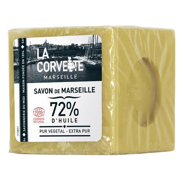 La Corvette - Savon de Marseille Extra Pur linge sous film 300g