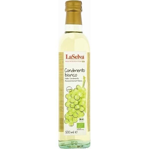 Vinaigre balsamique blanc 500ml la selva acheter sur for Detartrage au vinaigre blanc
