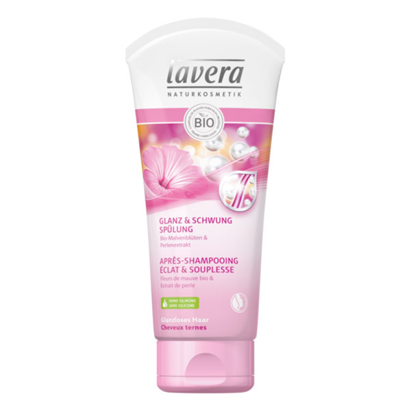 Apr s shampooing clat souplesse 200ml lavera acheter for Apres shampooing maison