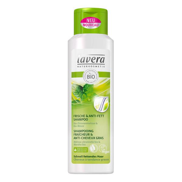 Lavera - Shampooing fraicheur & anti-cheveux gras 250ml