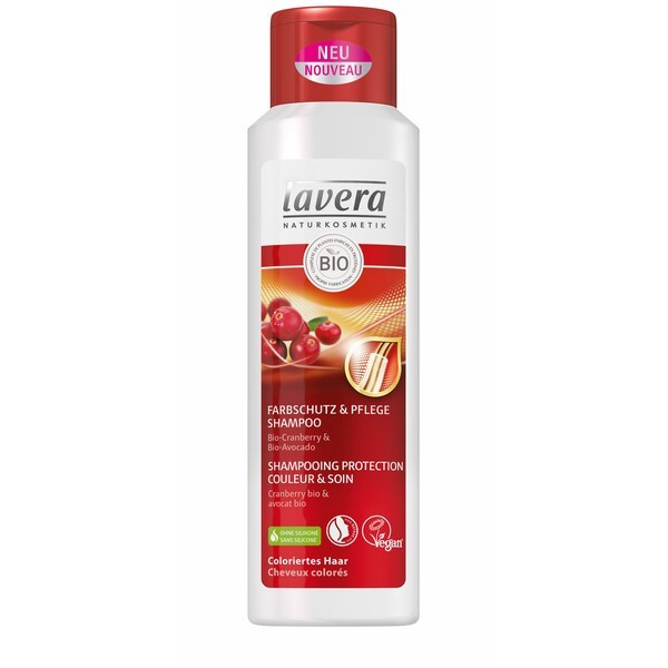 Lavera - Shampooing protection couleur & soin 250ml