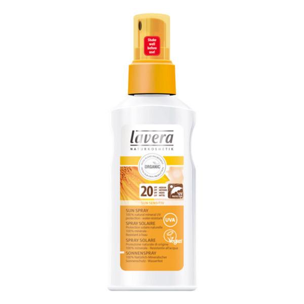 Lavera - Spray solaire spf 20 125ml