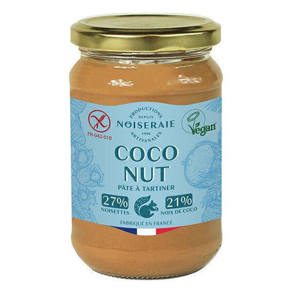 Noiseraie - Purée Coco Noisette Coconut 300gr