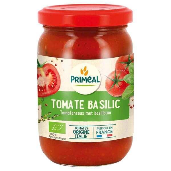 Priméal - Sauce tomate basilic 200g