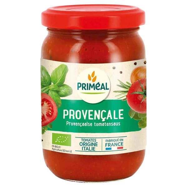 Priméal - Sauce tomate provençale 200g