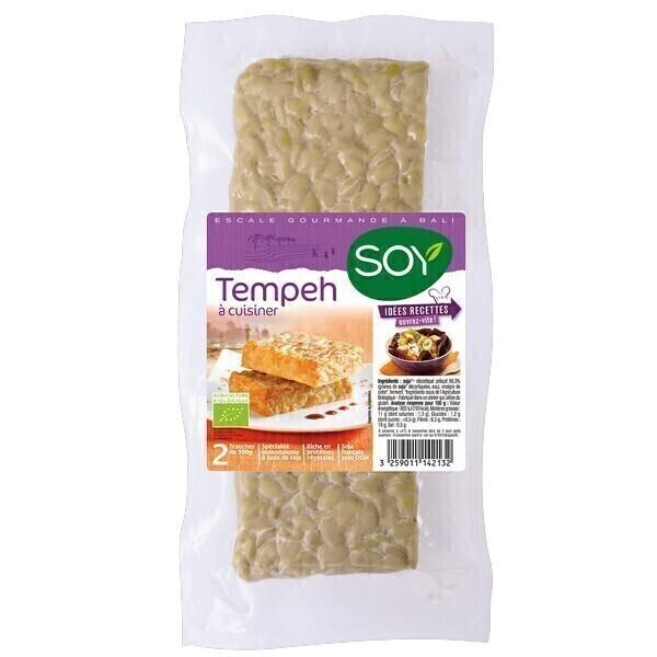 Soy (frais) - Tempeh à cuisiner 200g