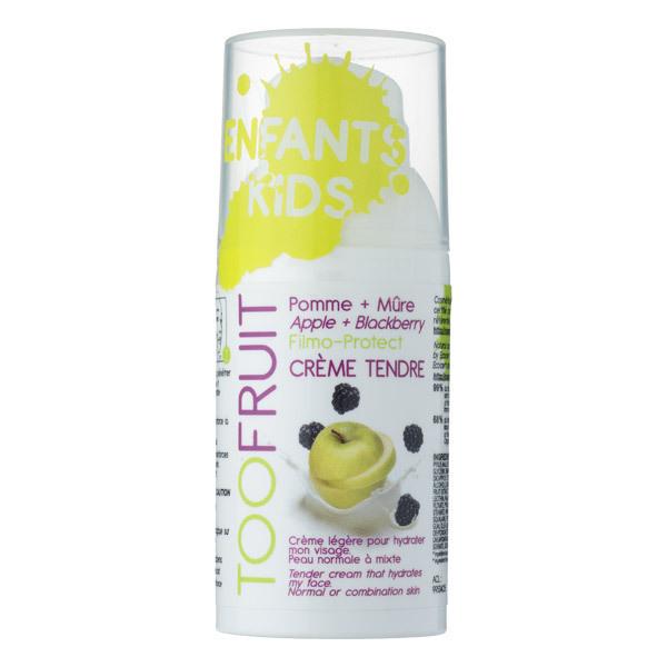 TOOFRUIT - Crème tendre hydratante visage 30ml