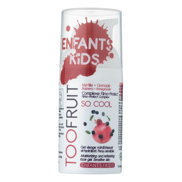 TOOFRUIT - So cool Gel-crème hydratant et apaisant 30ml