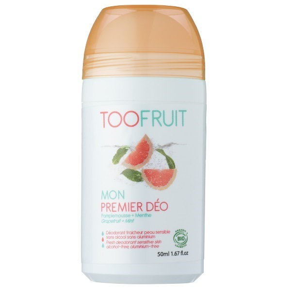 TOOFRUIT - Mon premier déodorant peau sensible 50ml