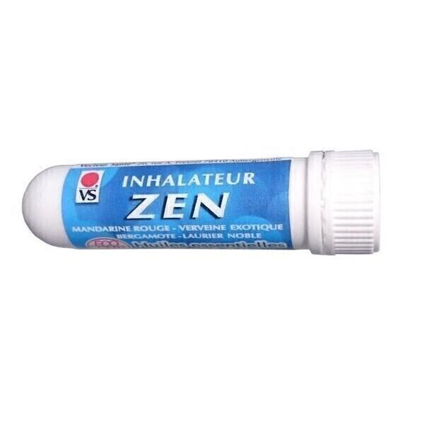 Vecteur Santé - Inhalateur Zen : huiles essentielles BIO - stick 1ml