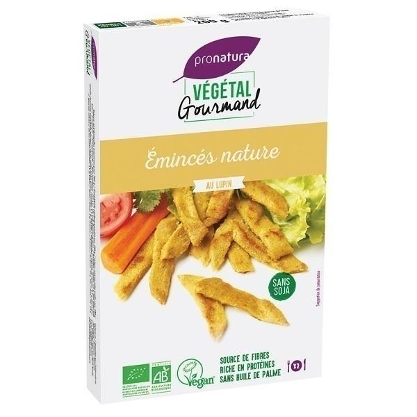 Végétal Gourmand - Emincés de lupin 200g