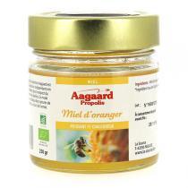 Aagaard Propolis - Miel de fleurs d'oranger BIO Esp - 250g