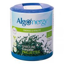 Algo'nergy - Spiruline Française en paillettes - 100g