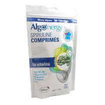 Algo'nergy - Spiruline Française en comprimés - 100g