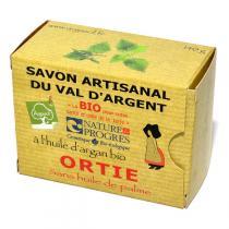 Argasol - Savon bio Ortie 140gr