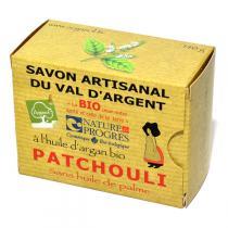 Argasol - Savon bio Patchouli 140gr
