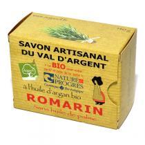 Argasol - Savon bio Romarin 140gr