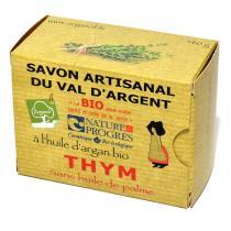 Argasol - Savon bio Thym 140gr