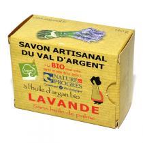 Argasol - Savon bio Lavande 140gr