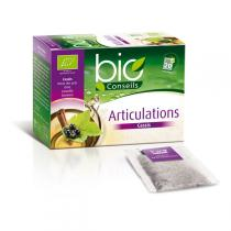 Bio Conseils - Infusion Articulations Bio 20 sachets