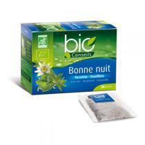 Bio Conseils - Infusion Bonne Nuit Bio 20 sachets