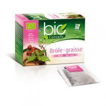 Bio Conseils - Infusion Brûle-Graisse Bio 20 sachets