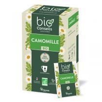 Bio Conseils - Infusion Camomille Bio 20 sachets