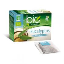 Bio Conseils - Infusion d'Eucalyptus Bio 20 sachets