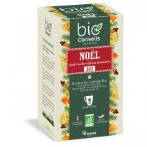 Bio Conseils - Infusion de Noël Bio 20 sachets