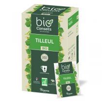 Bio Conseils - Infusion de Tilleul Bio 20 sachets