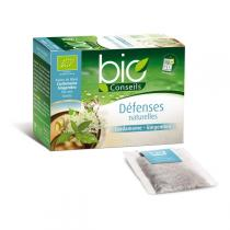 Bio Conseils - Infusion Défenses Naturelles Bio 20 sachets