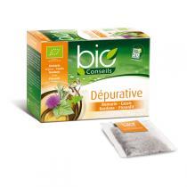 Bio Conseils - Infusion Dépurative Bio 20 sachets